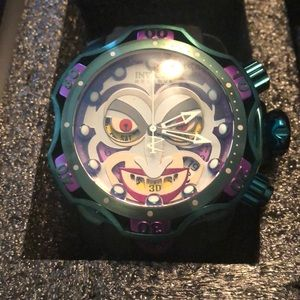 invicta joker watch